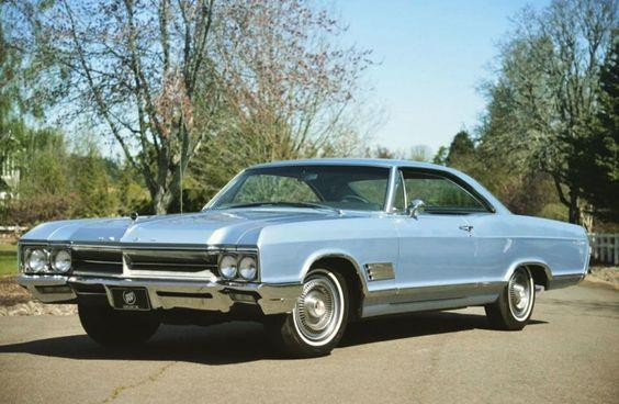Caption: 1966 Buick Wildcat