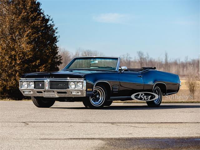 Caption: 1970 Buick Wildcat