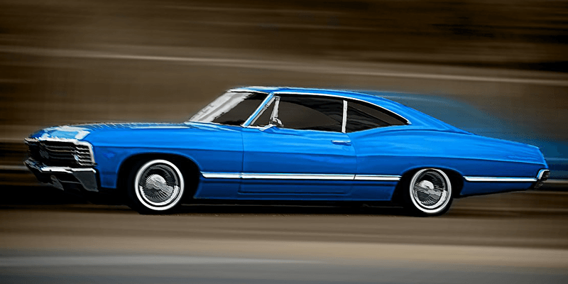 The 1967 Chevrolet Impala SS – Muscle Car 2020 Review
