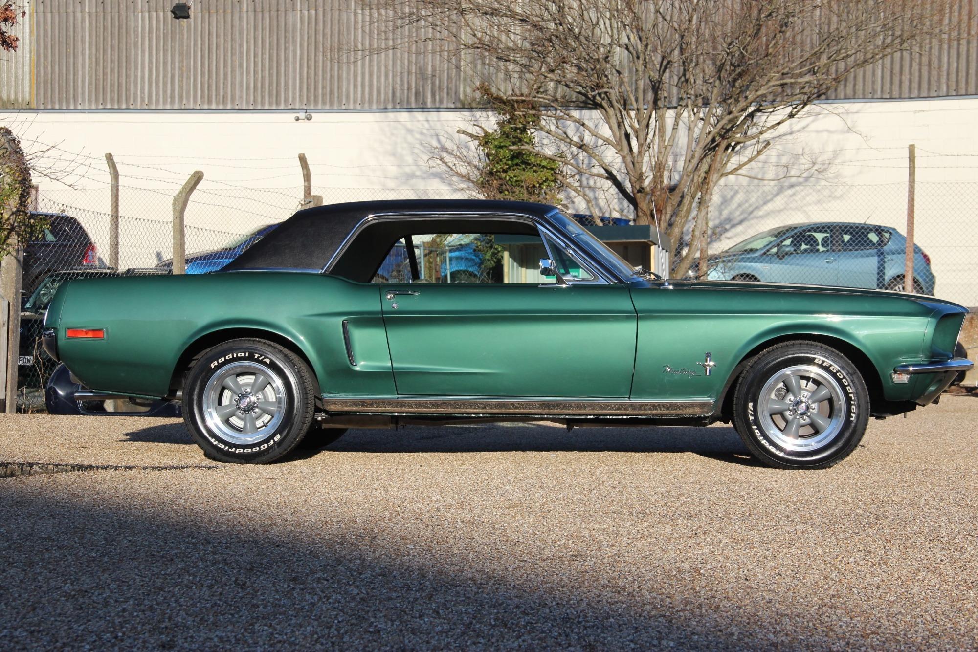 1968 Mustang 302