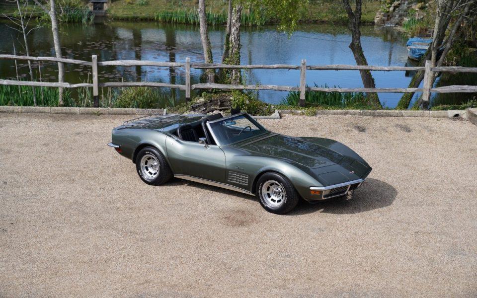 1971 Classic Chevrolet Corvette Stingray