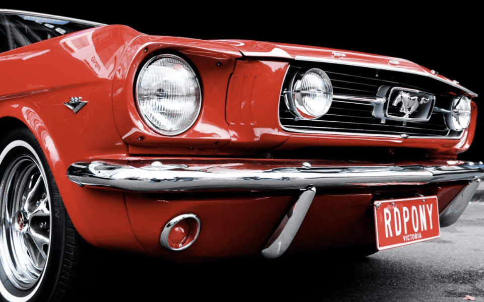 The History Behind The Iconic Car Ford Mustang