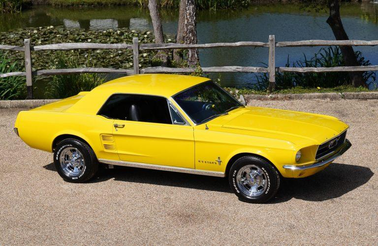 1967 Mustang Classic Mustang Muscle Car Uk