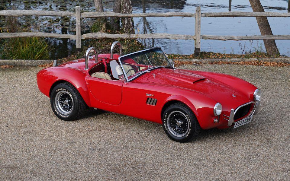 AC Cobra by Pilgrim Motorsports