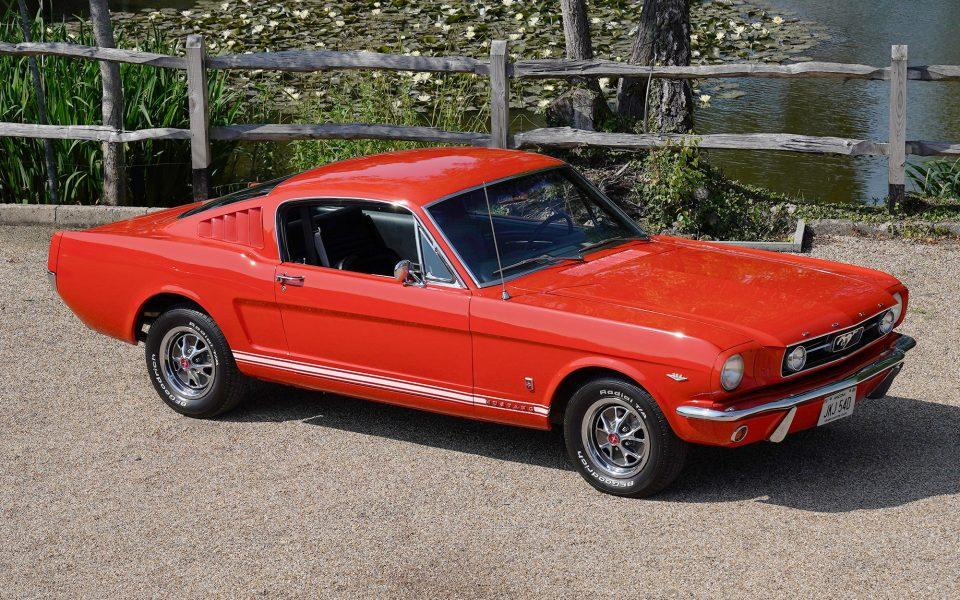 1966 Ford Mustang 289 GT Fastback
