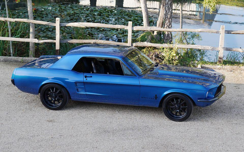 Rare S Code Ford Mustang 390cu