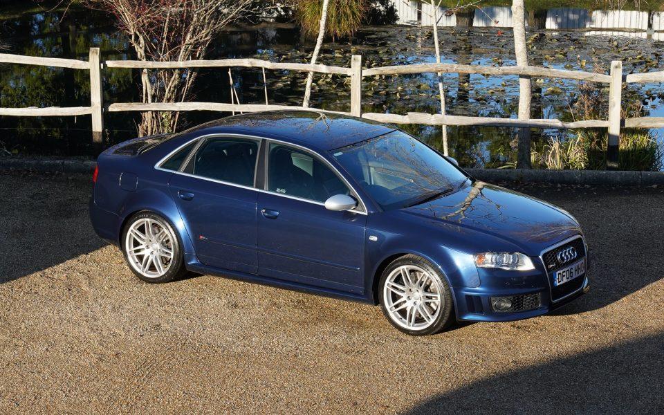2006 Audi RS4 4.2 V8 Quattro