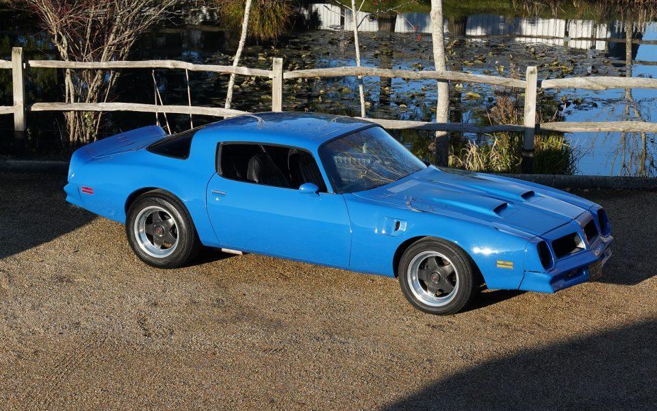 1976 Pontiac Firebird Formula 400 6.6