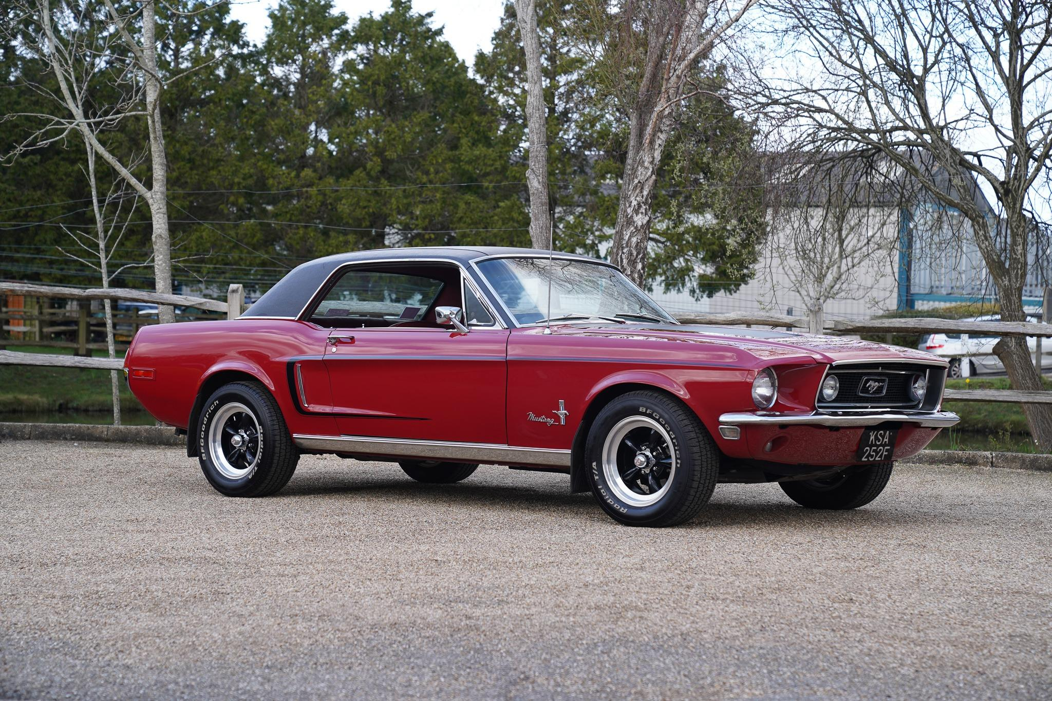 Five Reasons You Should Buy A Classic Mustang Muscle Car