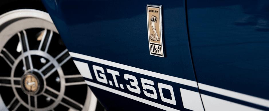 The Ford Mustangs 1969 Versus 1970
