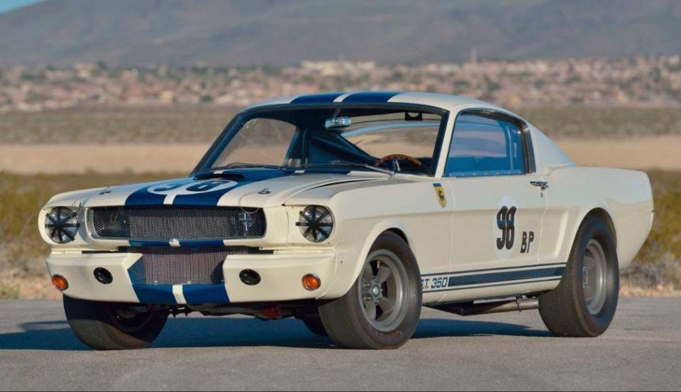 New Record – 1968 Ford Mustang Sells For $3.85 Million