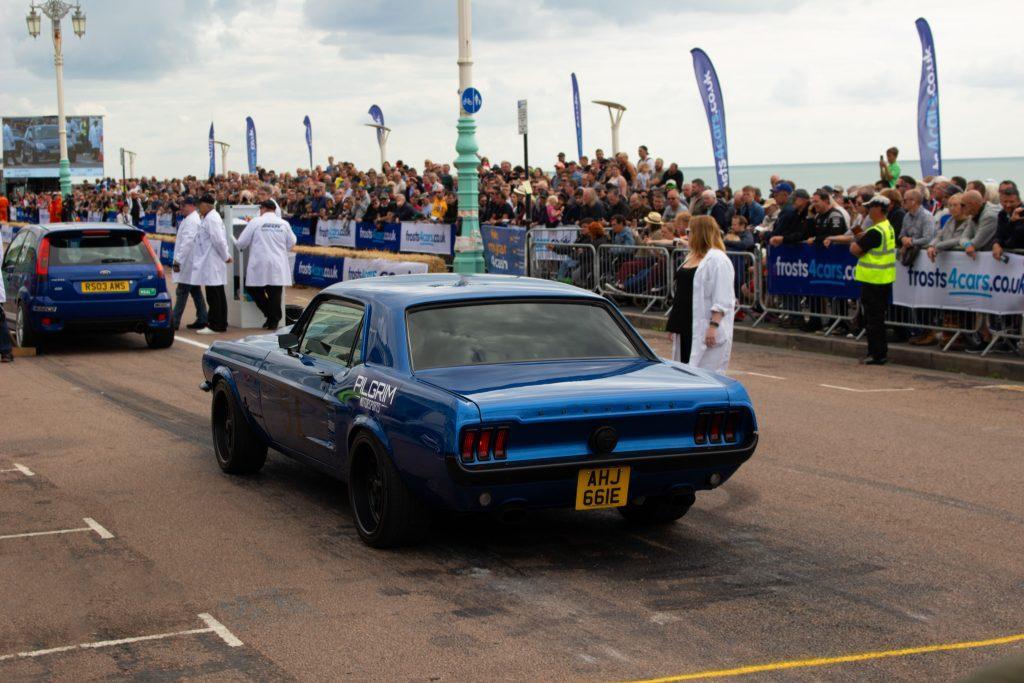 Caption: Brighton Speed Trials 2019