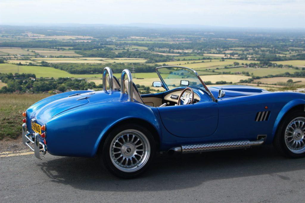 Caption: Pilgrim Cobra Replica 3.5L V8