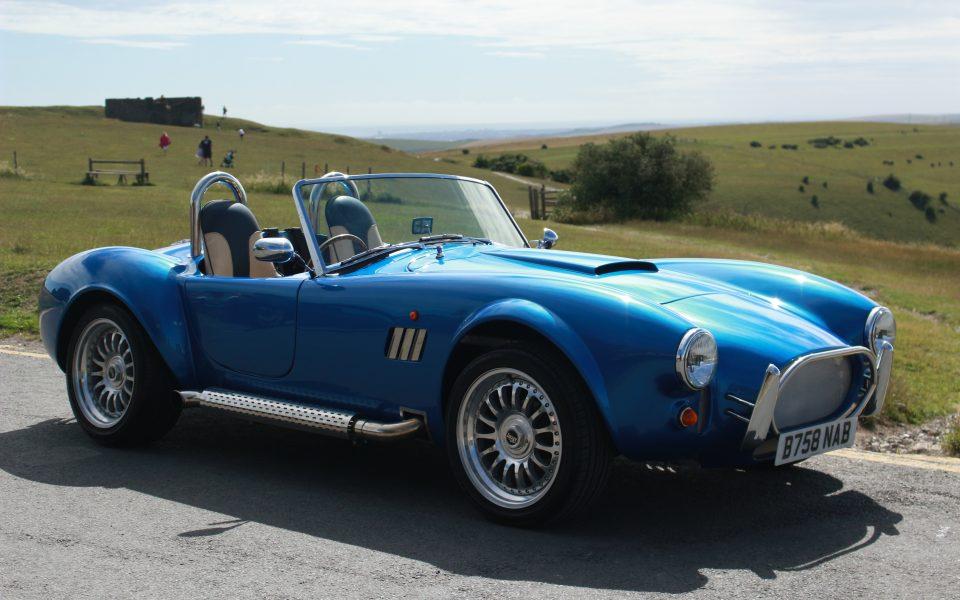 Pilgrim Cobra Replica 3.5L V8