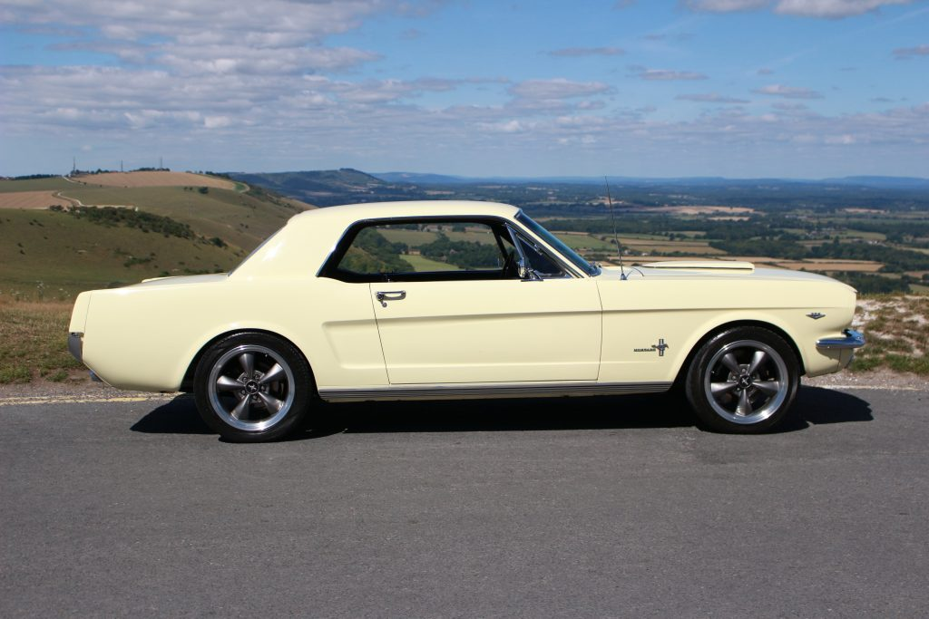 Fully restored 1966 Ford Mustang 289 Stroked 5 Speed