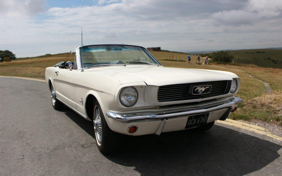 66 Ford Mustang Auto Convertible JUST SOLD