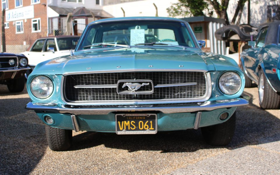 1967 Ford Mustang 289 Auto one owner from new just arrived