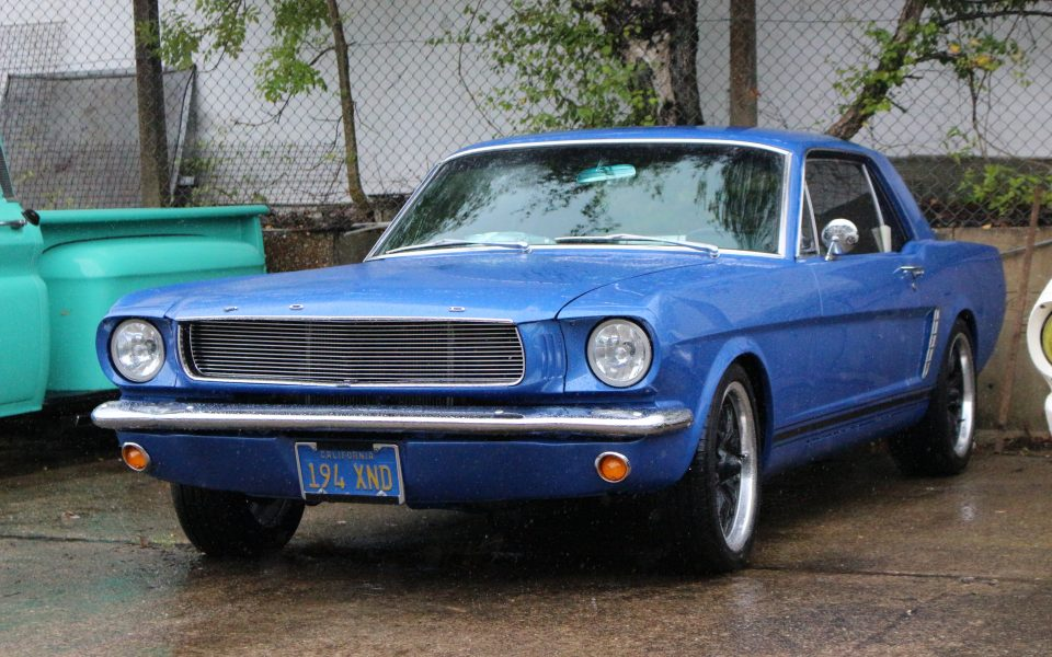 1964 1/2 Ford Mustang Coupe V8 289 Resto-Mod Just had top class restoration.
