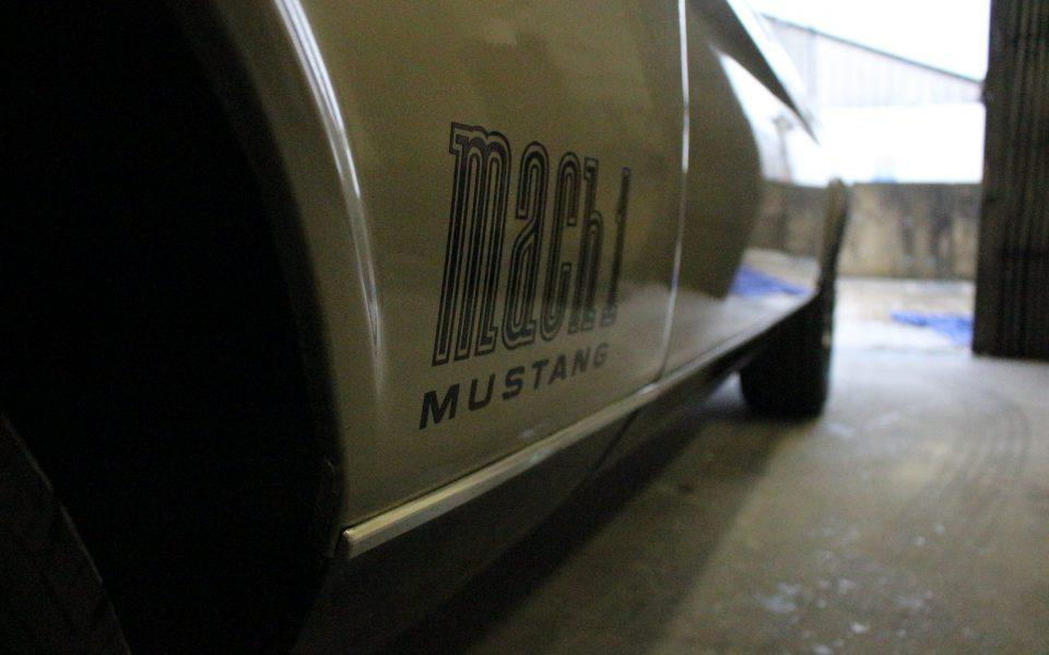 Ford Mustang 1973 Mach 1 just arrived SOLD