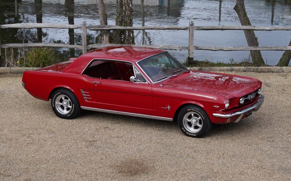 1966 Ford Mustang V8 289 Coupe