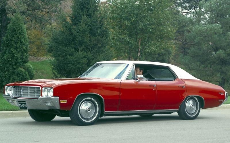 Caption: 1970 Buick Skylark
