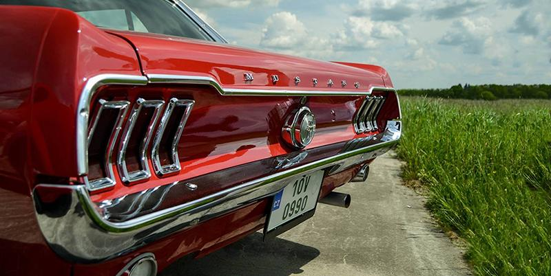 Why Old Mustangs Remain The Most Iconic Muscle Cars