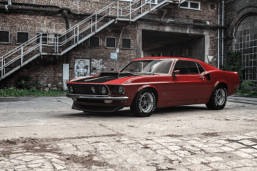Ford Mustang Boss 429 – Classic Muscle Car 2020 Review