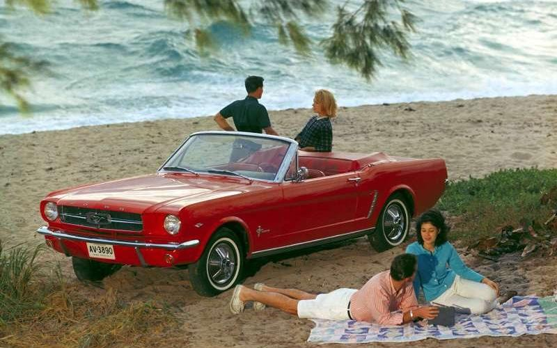 1964 Ford Mustang Convertible