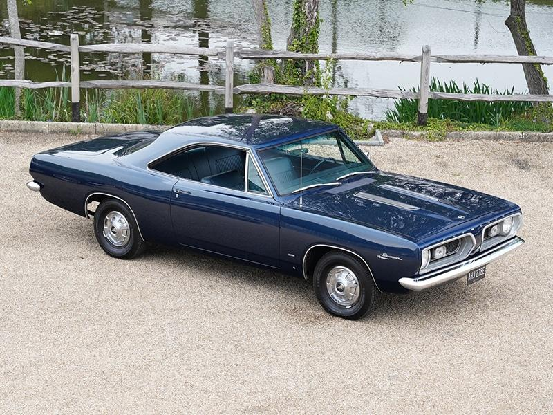 1967-Barracuda-Coupe-Muscle-Car-UK