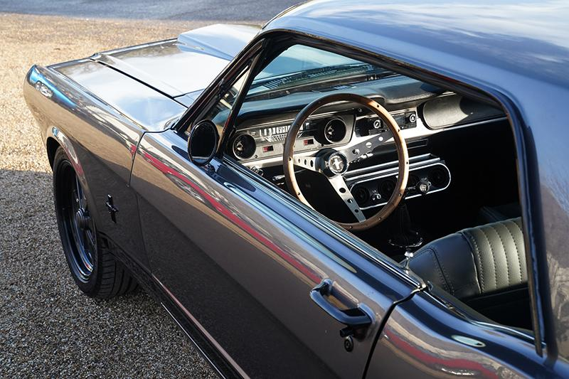 1965 Ford Mustang 347 Stroker. Muscle Car UK.