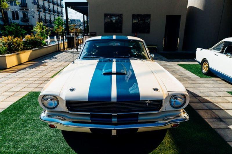 Boss Mustang 302