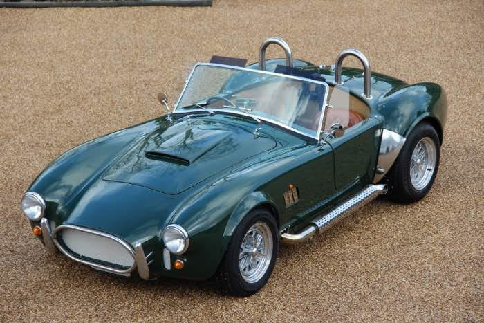Pilgrim Motorsports AC Cobra for sale UK