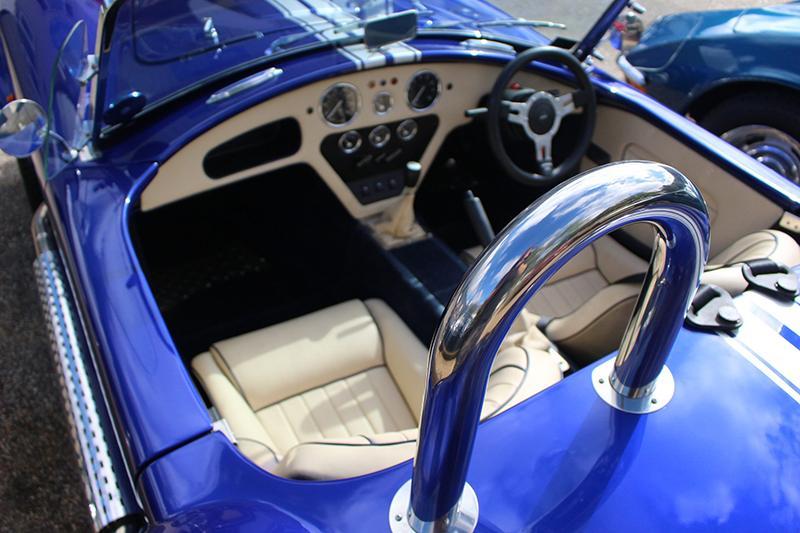 Caption: Pilgrim Sumo Cobra Replica 5.7L V8.