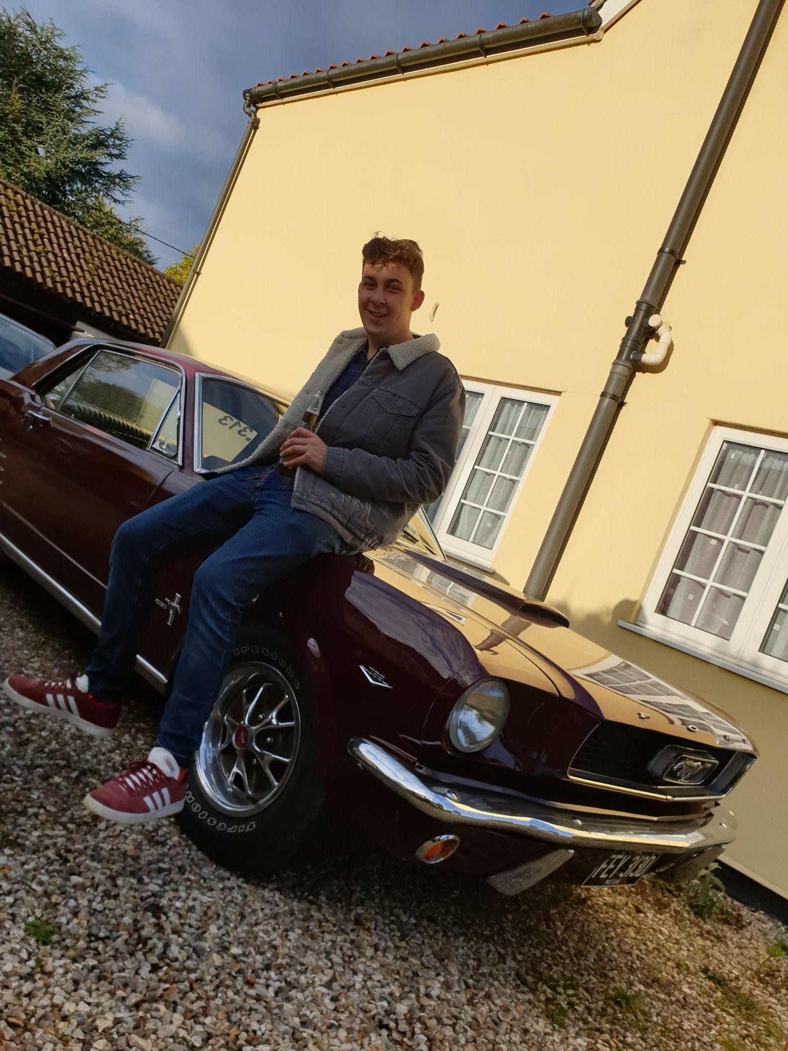 1966 Mustang UK 14
