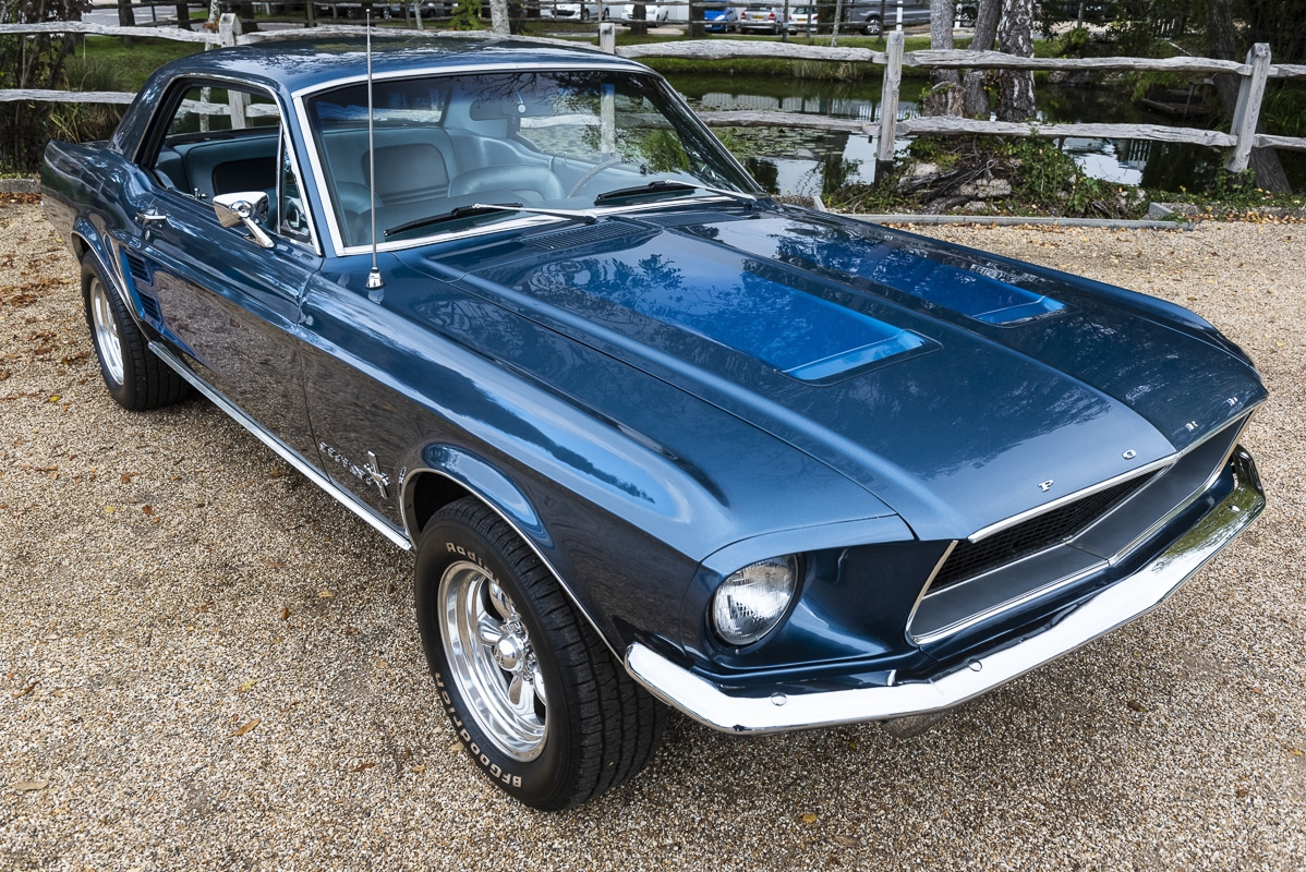 Ford Mustang 1967 Coupe