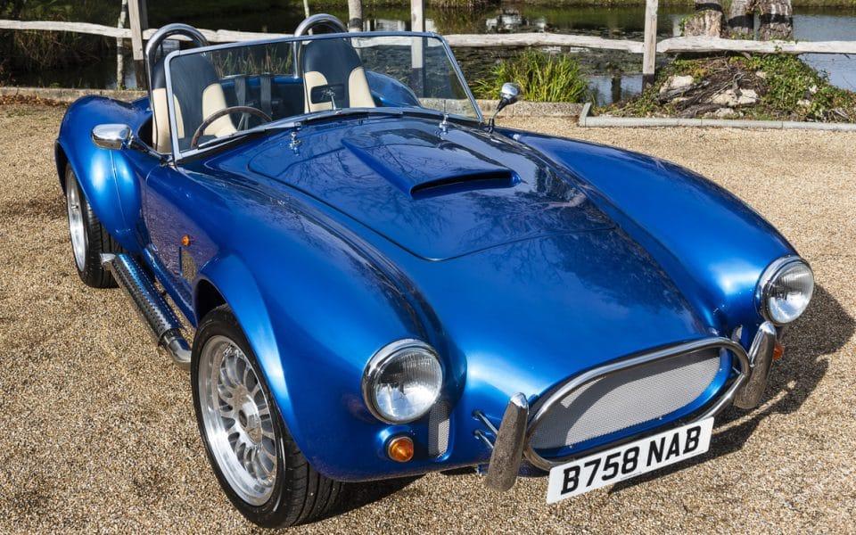 Cobra by Pilgrim Motorsports £31,750