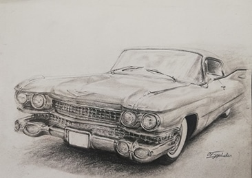 The Best Automotive Art in 2020 – Classic Car Art