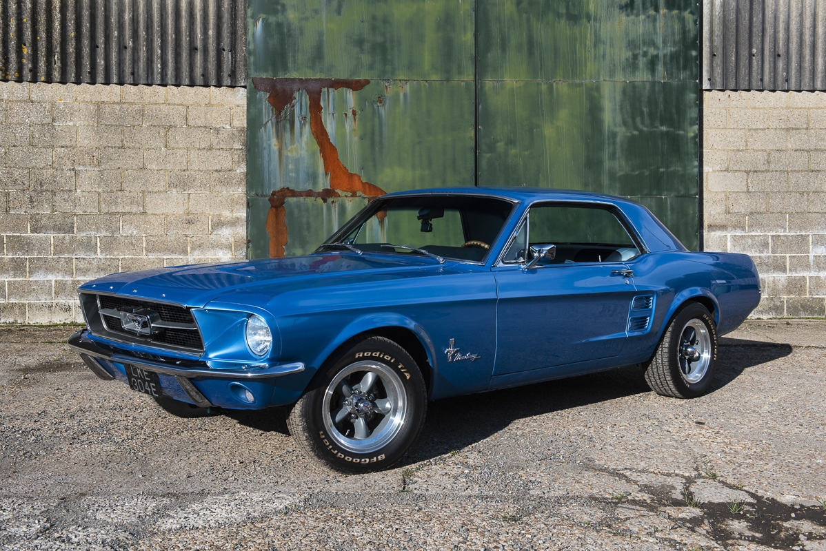 Mustang 1967 Coupe