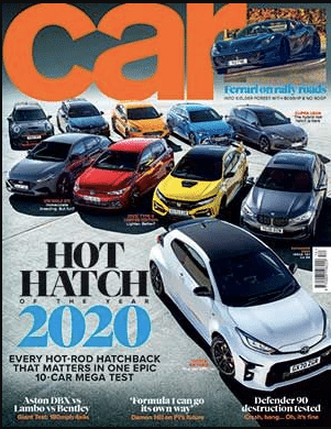 CAR Magazine Review—Muscle Car UK Review