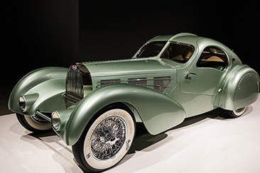 A Short History of Automotive Design