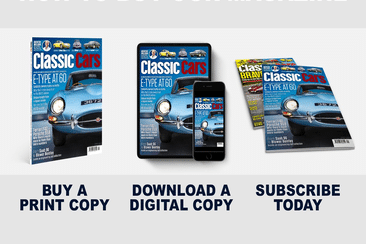 Classic Cars Magazine Review 2020