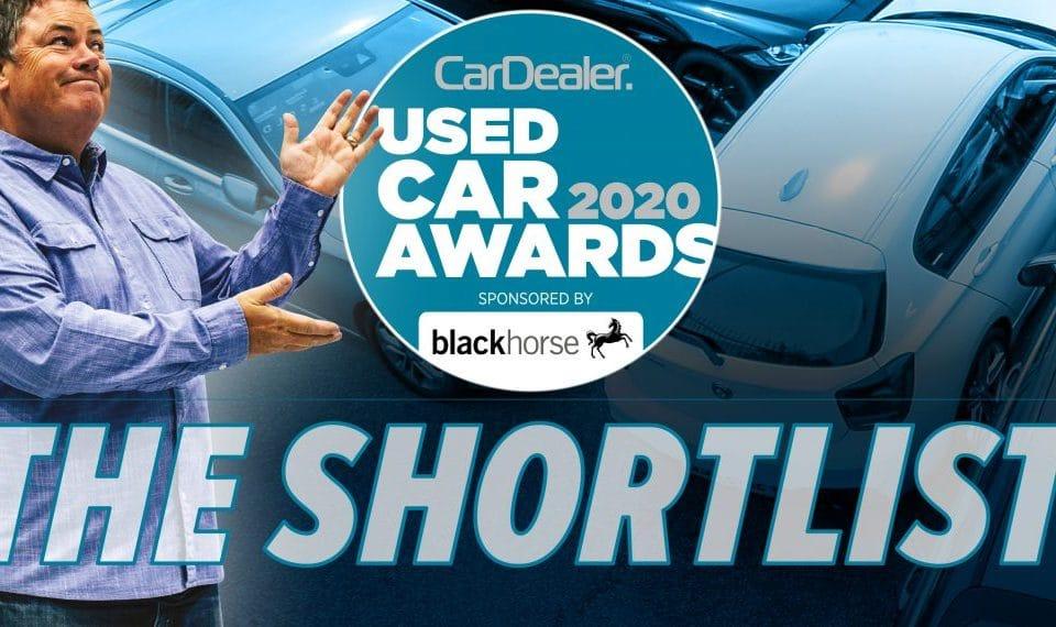 Muscle Car UK in Top 5 of Car Dealer Awards!