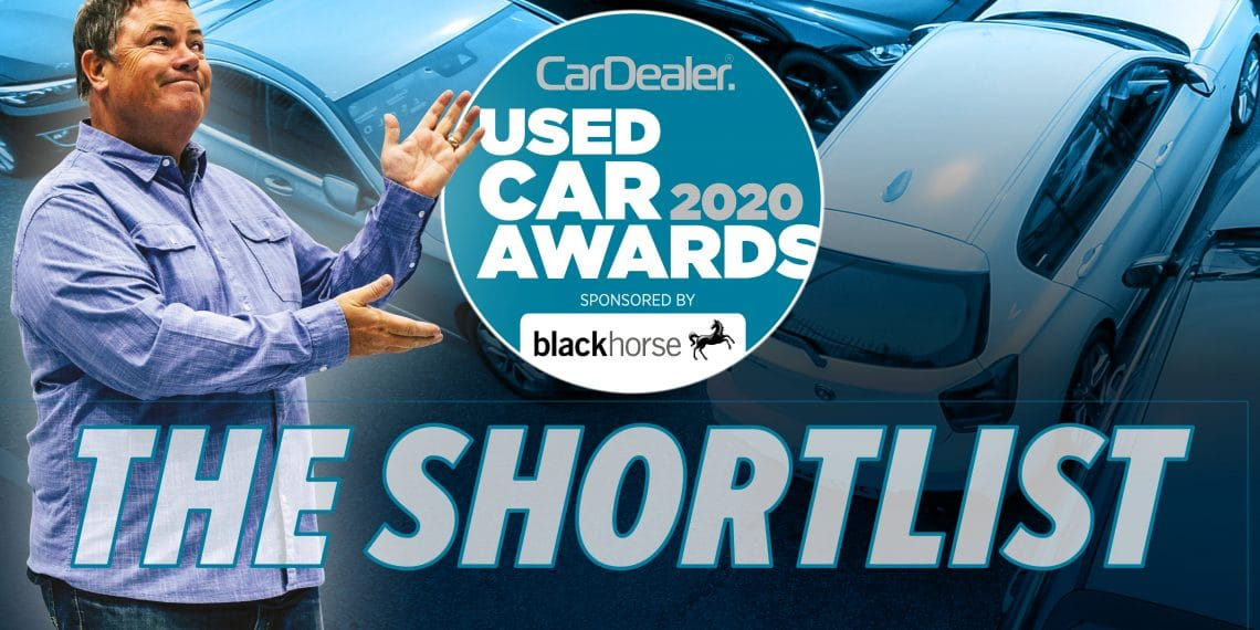 Muscle Car UK Car Dealer Awards 2020