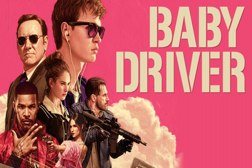 Muscle Car UK's Baby Driver Film Review