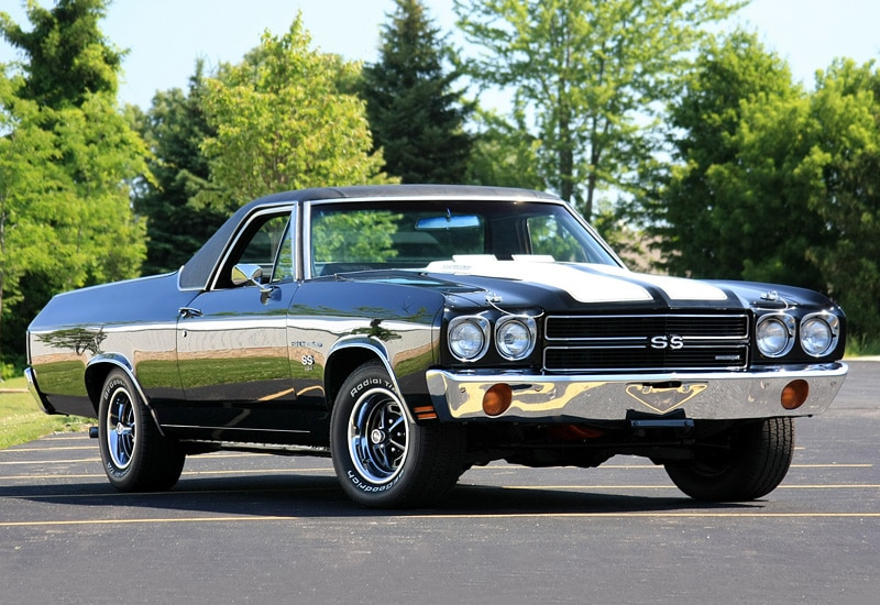 Chevrolet El Camino Review – Classic Muscle Cars Review