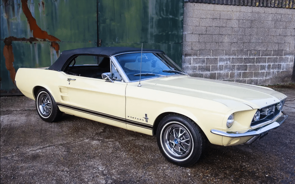 What Year Mustang is the Best?  1967 Mustang