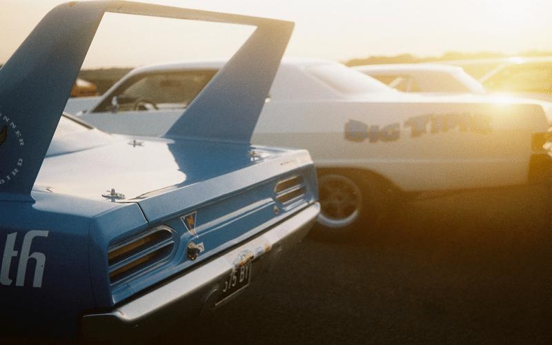 Muscle Car Popularity Rising in UK