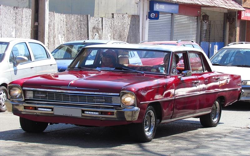 Chevrolet Nova Review – Classic Muscle Car Review