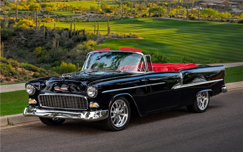Chevy Bel Air Review—Classic Muscle Car Review