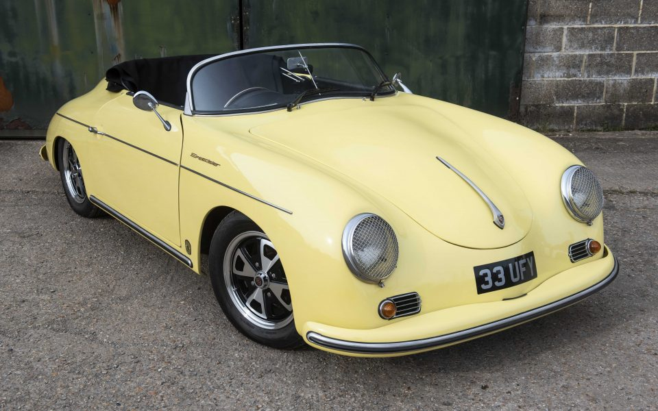 Technic Speedster 1990 1.6 Twin Carb manual four-speed. £31,750